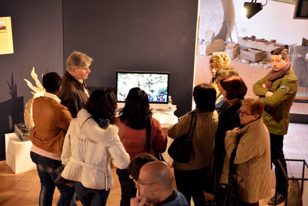 "Museo MEOC – Inaugurazione Mostra ""Lebenszeichen – Segni di vita"" di J. Gabriel"