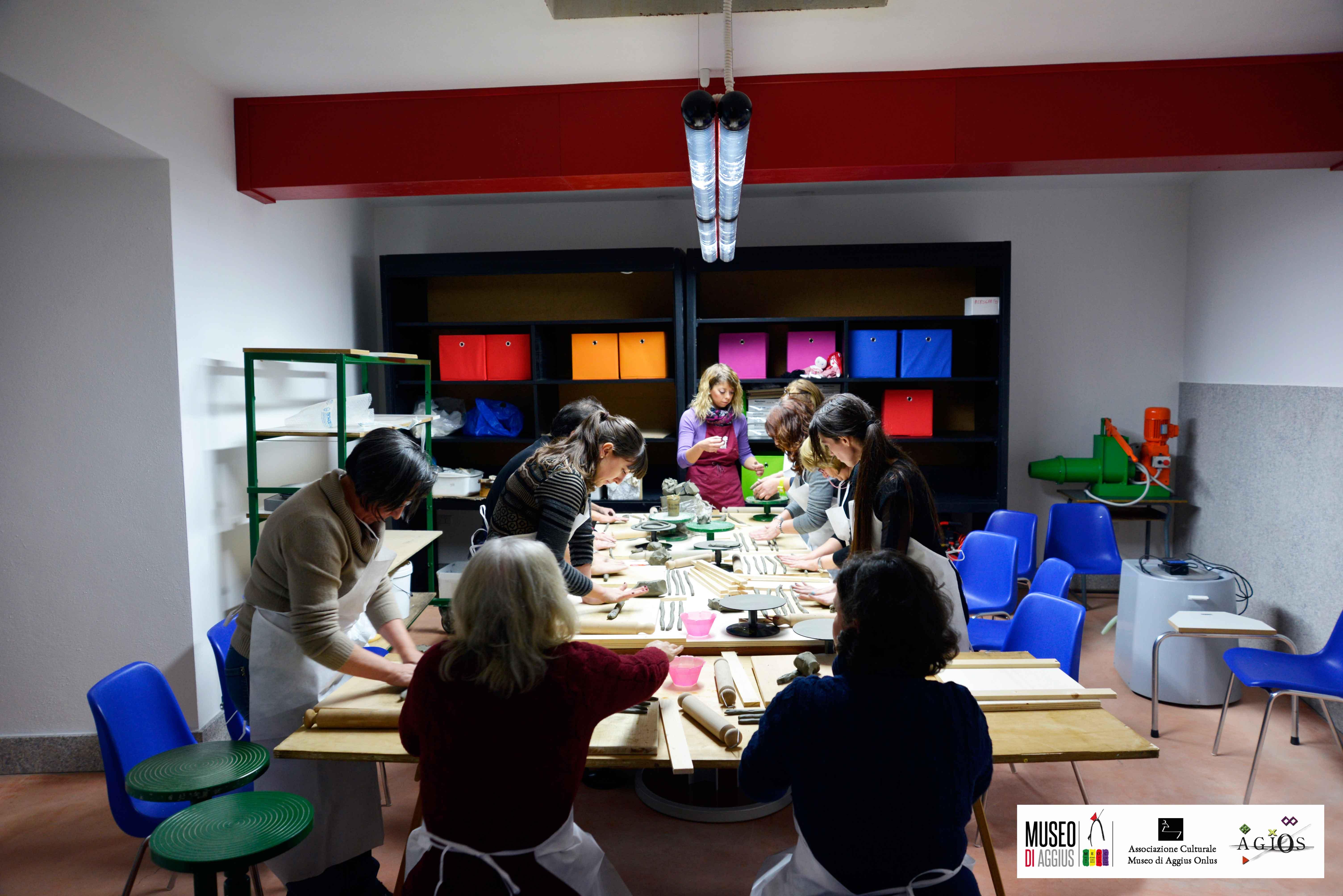 Corso di Ceramica – Museo di Aggius