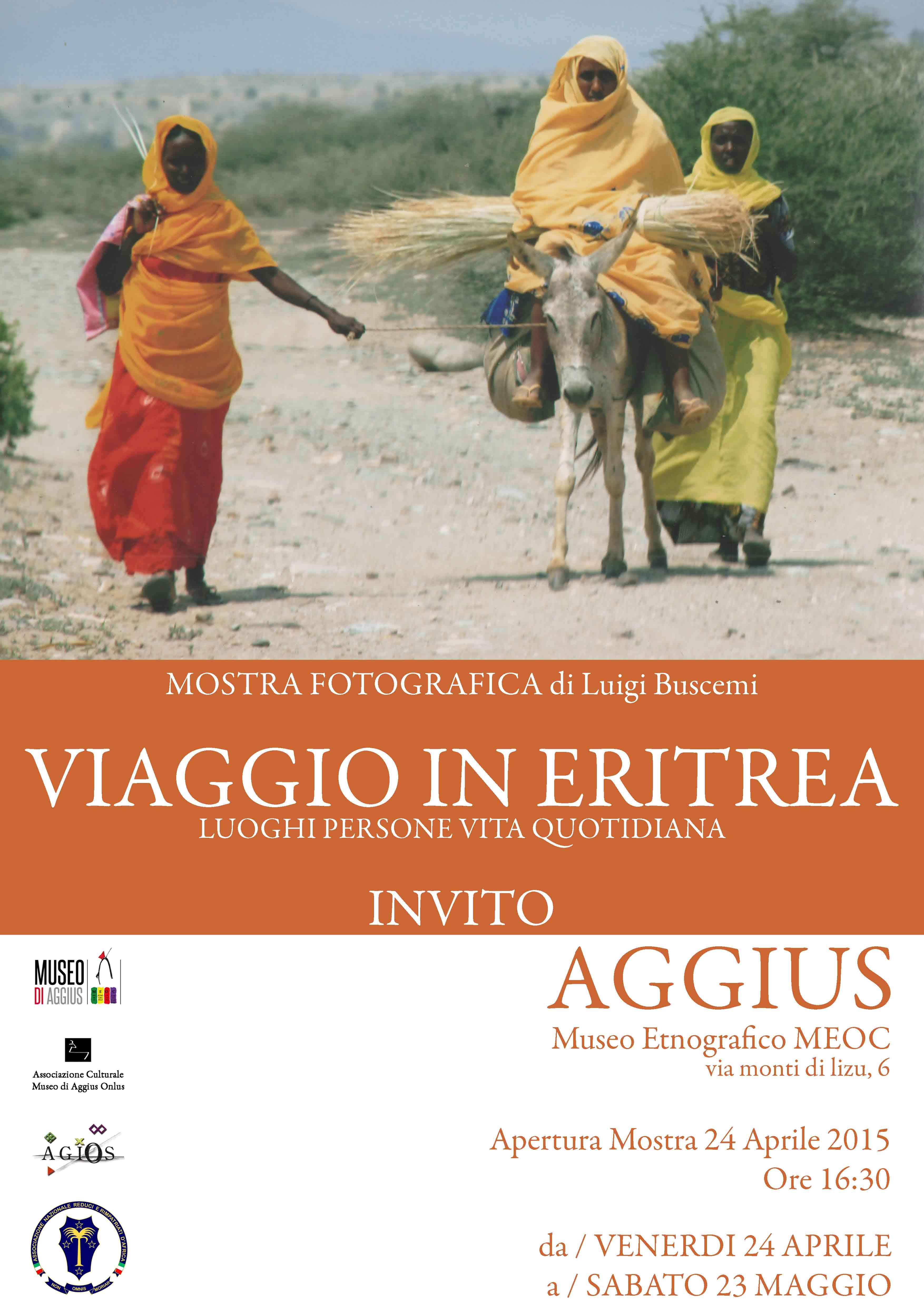 Viaggio in Eritrea – Mostra museo MEOC