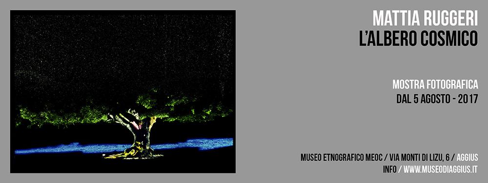 Mostra Fotografica / Mattia Ruggeri / L'Albero Cosmico