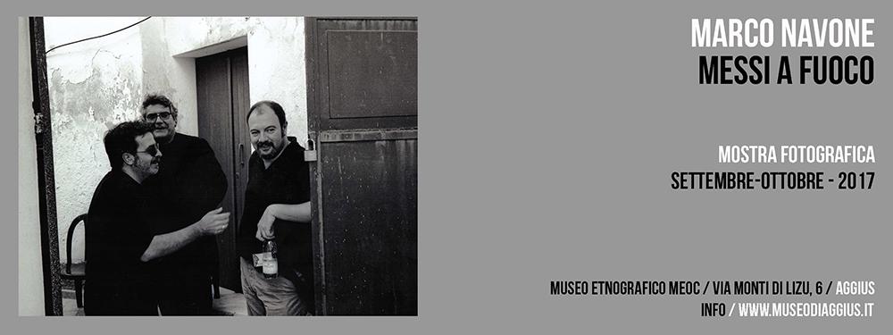 Mostra Fotografica / Marco Navone / Messi a fuoco