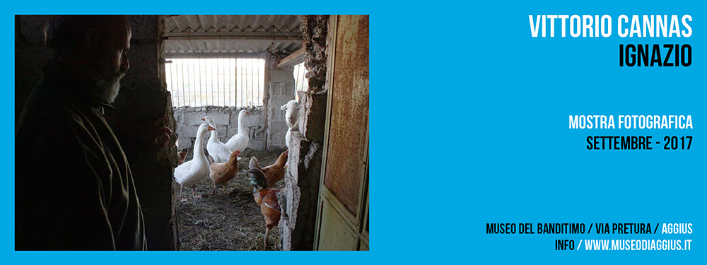 Mostra Fotografica / Vittorio Cannas / Ignazio