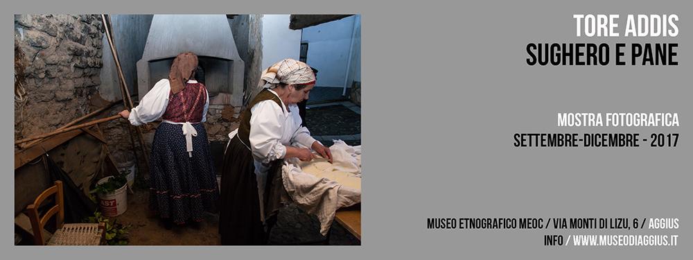 Mostra Fotografica / Tore Addis / Sughero e Pane