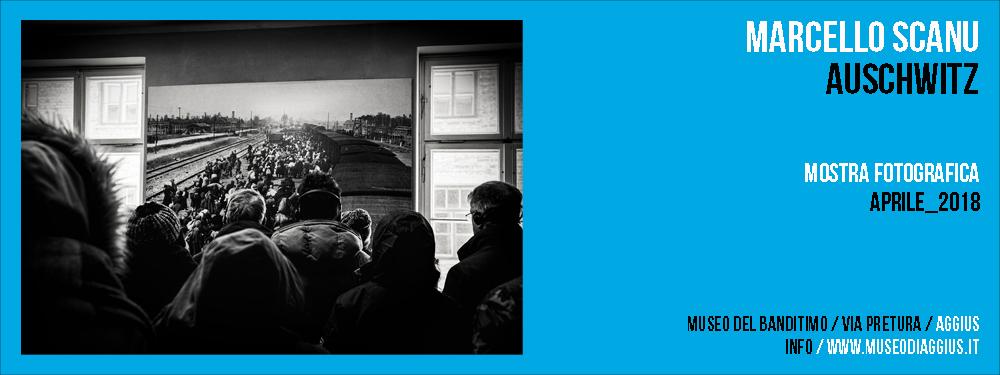 Mostra Fotografica / Marcello Scanu / Auschwitz